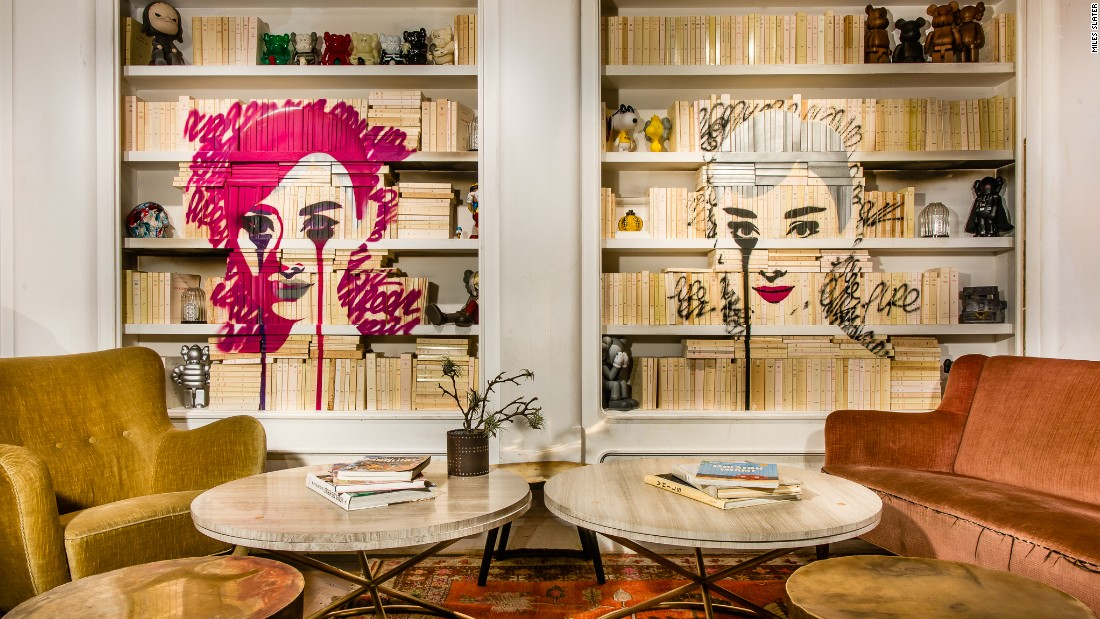 While Bibo's interior design -- inspired by French Art Deco and an abandoned tramway company -- is intentionally misaligned, the kitchen strives for French culinary perfection.