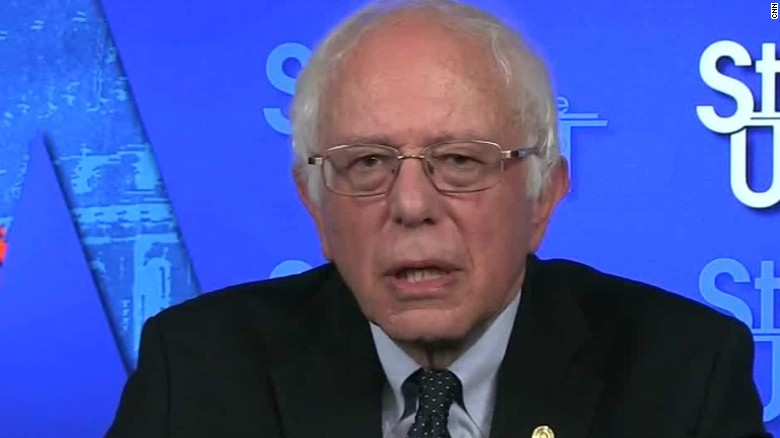 Sanders: No question DNC was supporting Hillary Clinton
