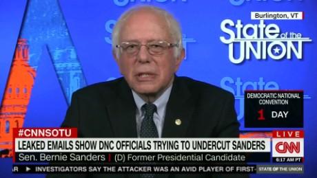 Sanders: