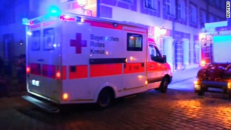Germans Draw Parallel with Israel After 4 Terror Attacks in One Week