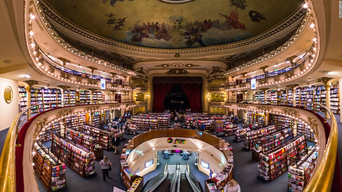 Inside The World 39 S Most Beautiful Places To Read