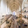 Broerenkerk book shop re up