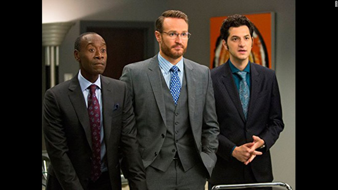 "<strong>""House of Lies"" Season 4 and 5</strong>: Don Cheadle, Josh Lawson and Ben Schwartz star in this comedy series about a cut-throat management firm. <strong>(Amazon Prime) </strong>"