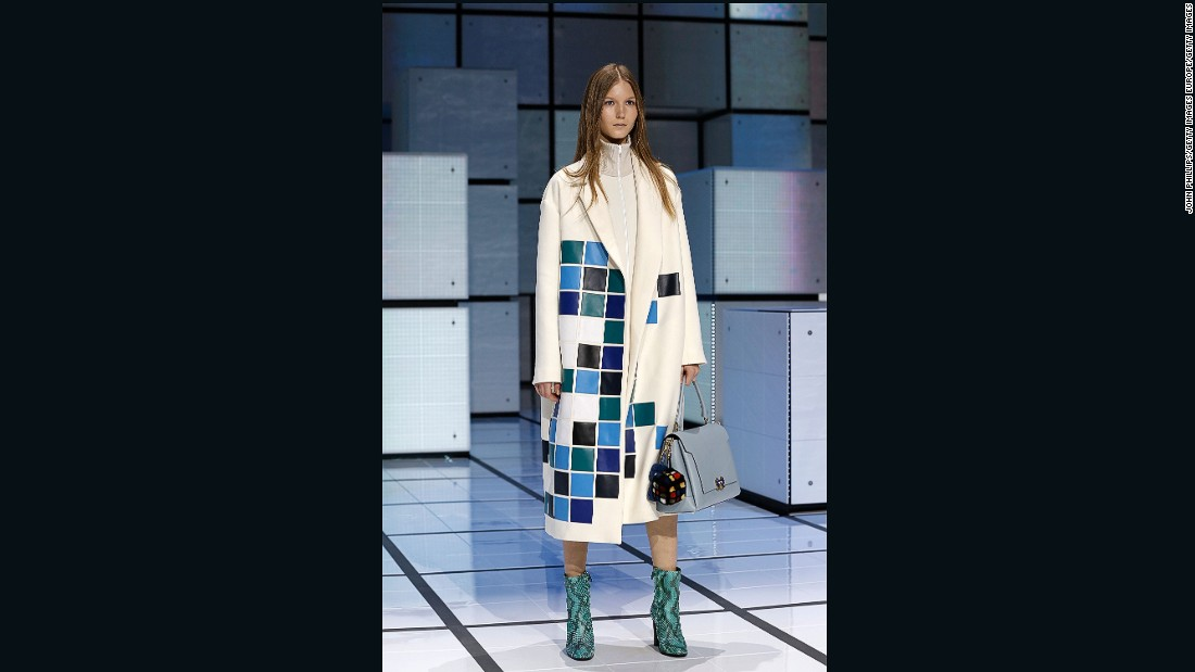"""""""It's amazing what you can do with pixels these days -- almost everything we look at now is made up of them,"""" Hindmarch told CNN."""