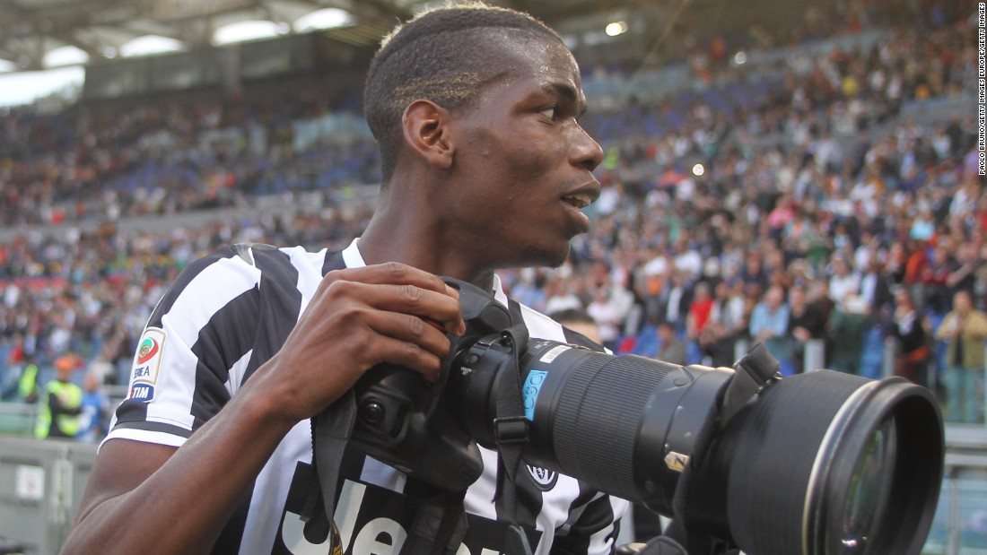 Pogba's time in Turin and exploits with Juventus has turned him into a world star. He carried the hopes of a nation with France hosting Euro 2016.
