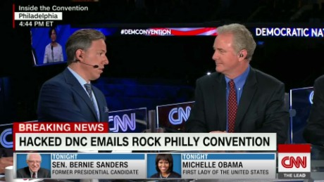 congressman chris van hollen on dnc emails controversy the lead_00011925
