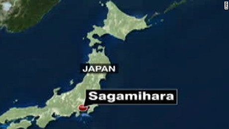 Police: Multiple deaths in Japan knife attack