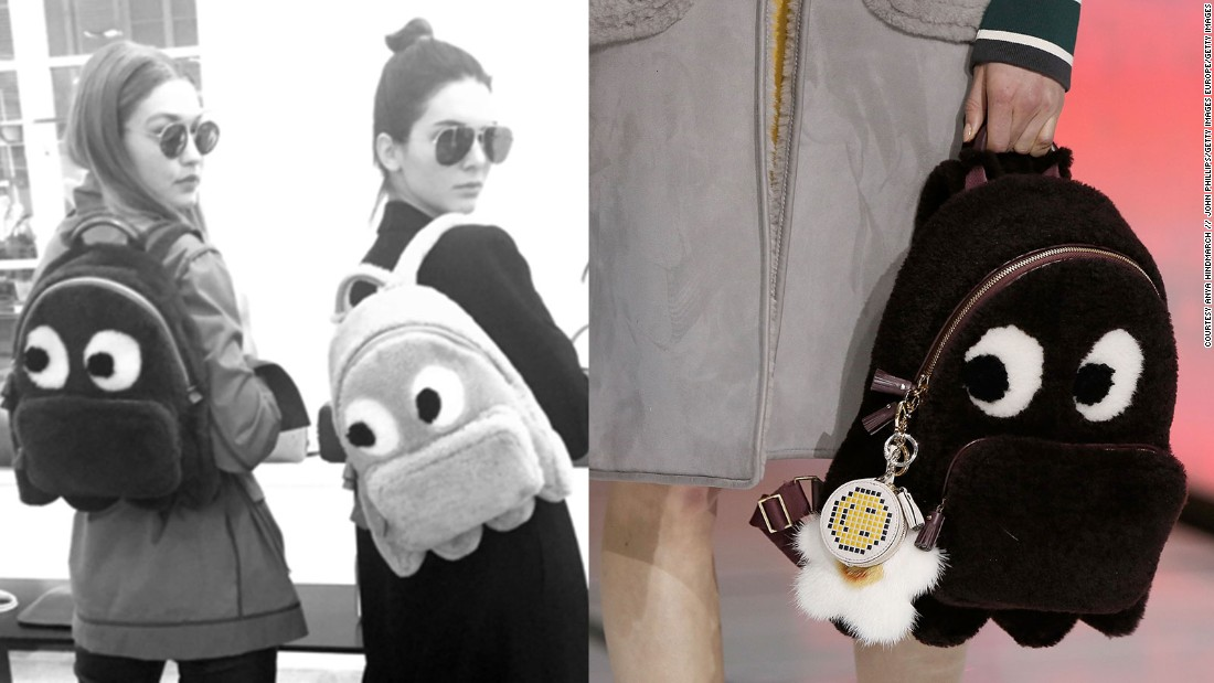 British designer Anya Hindmarch creates bags that are a favorite among celebrities, fashion critics, and even royalty.
