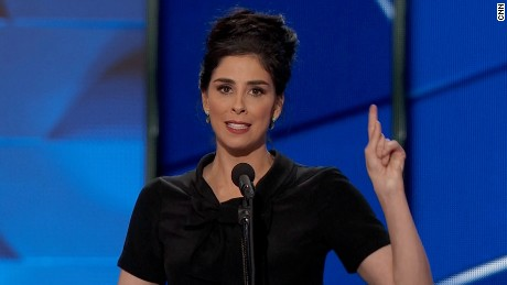 Sarah Silverman: 'Bernie or bust' people are ridiculous