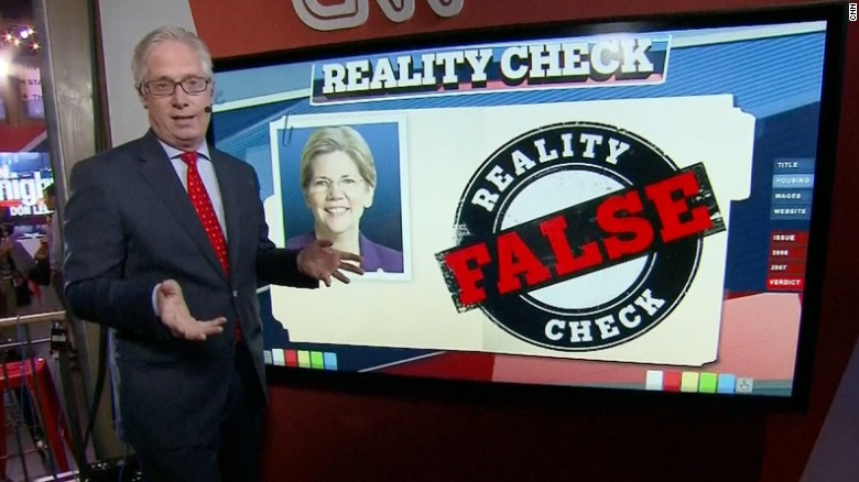 Fact check: Warren attacks Trump on 2008 housing crisis