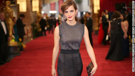 HOLLYWOOD, CA - MARCH 02:  Emma Watson attends the Oscars at Hollywood & Highland Center on March 2, 2014 in Hollywood, California.  (Photo by Christopher Polk/Getty Images)