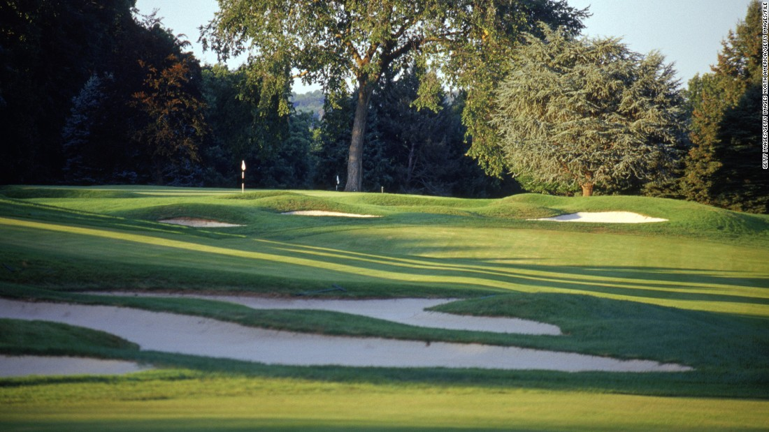 """""""Nobody would mistake Baltusrol Lower for charming,"""" <a href=""""http://www.reesjonesinc.com/baltusrol-lower/golfweek-bradley-klein-like-old-times.php"""" target=""""_blank"""">according to Golfweek's Bradley S. Klein, a former PGA Tour caddy</a>. """"It's more of a steady grind over flawlessly manicured turfgrass."""""""
