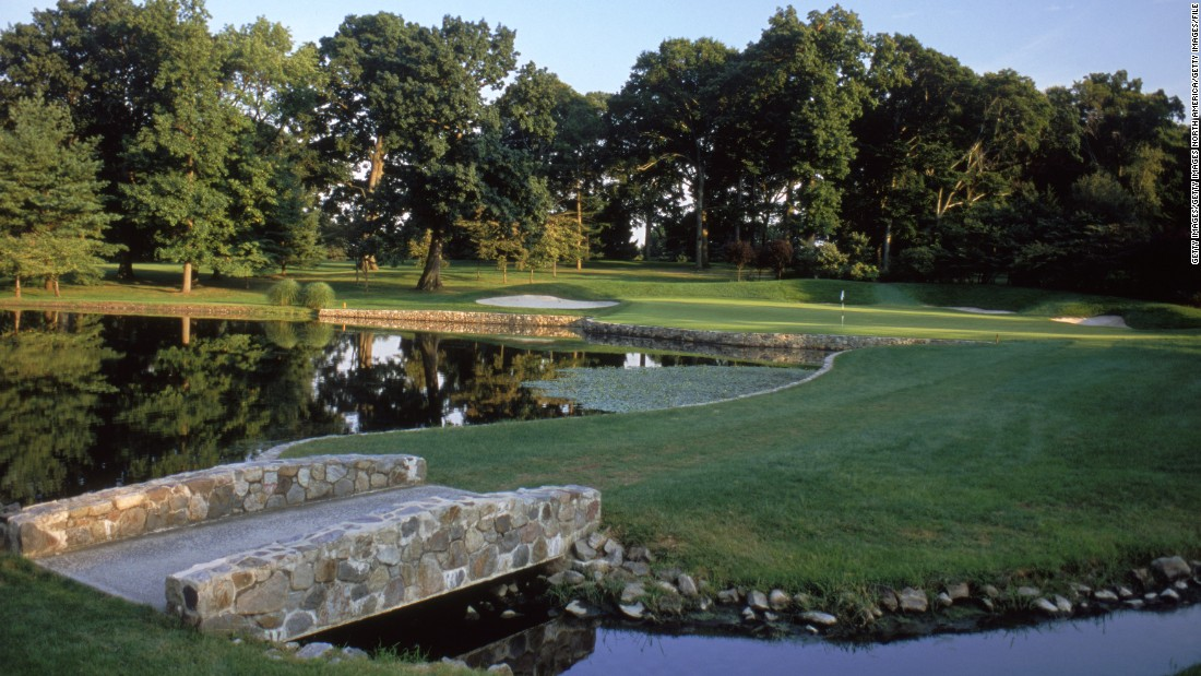 Founded in 1895, the Springfield, New Jersey club has hosted some of the biggest names in golf.