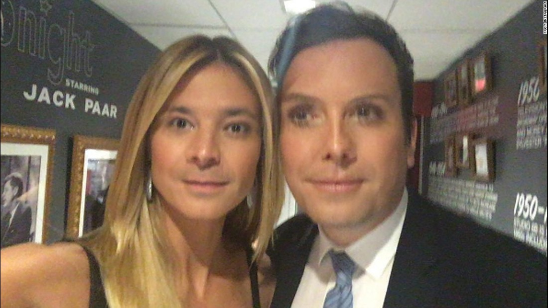 """Can you tell now whose show I'm doing tonight??"" asked model Heidi Klum, who <a href=""https://www.instagram.com/p/BIDwXCdAs8w/"" target=""_blank"">shared a ""face swap"" photo</a> with ""Tonight Show"" host Jimmy Fallon on Tuesday, July 19."