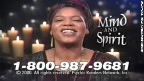Miss Cleo commercial