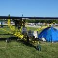 oshkosh experimental planes breezy rlu-1