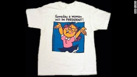 Ann Ruben's T-shirt