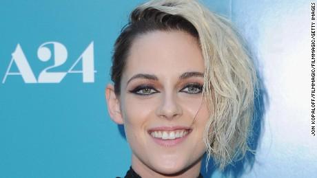 Kristen Stewart opens up about her girlfriend - CNN Video  Kristen Stewart