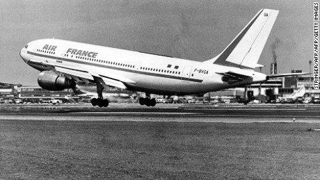Air France was the launch customer of the Airbus A300.