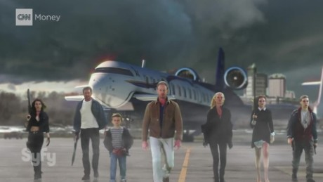 'Sharknado' rides marketing wave back to Syfy in latest sequel