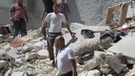 Syria, Russia announce humanitarian corridors