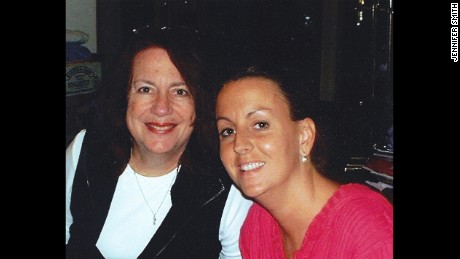 Jennifer Smith's mom was killed by a distracted driver in 2008.