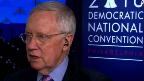democratic convention harry reid trump fake intel sot_00004103