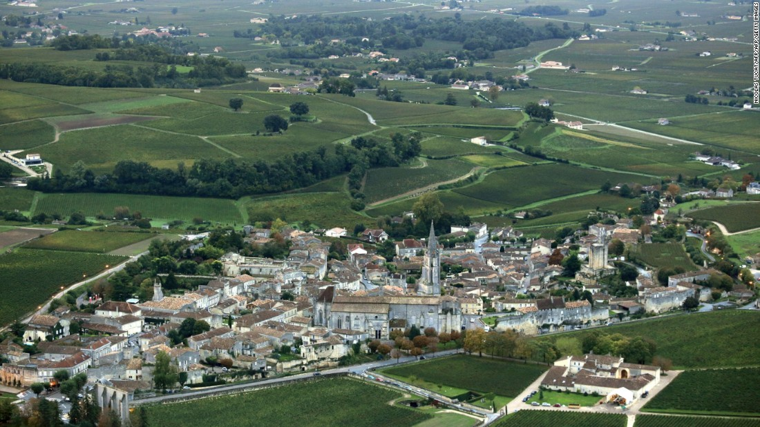 Doak's latest project is his first in Europe. He is putting the finishes touches to a course in Saint-Emilion -- a small French commune surrounded by vineyards, located 45 km outside Bordeaux.