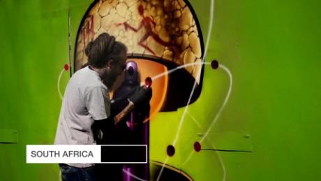 CNN Creative Marketing - Inside Africa: Rock Art Influences Contemporary Art_00002211