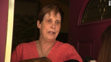 Susan Levy reacts to suspect's charges being dropped