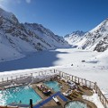 South America travel Ski Portillo Hot-Tub