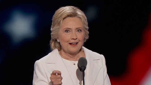 Hillary Clinton to describe nation's 'moment of reckoning'