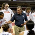 Geno Auriemma USA Basketball Women