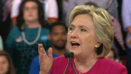 Hillary Clinton rally Philadelphia 100 days_00005406