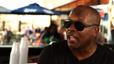 DJ Jazzy Jeff talks to CNN's Brooke Baldwin