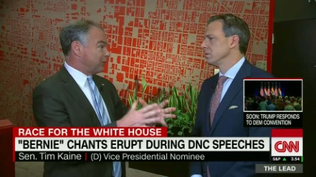vice presidential candidate tim kaine jake tapper interview the lead_00013303.jpg