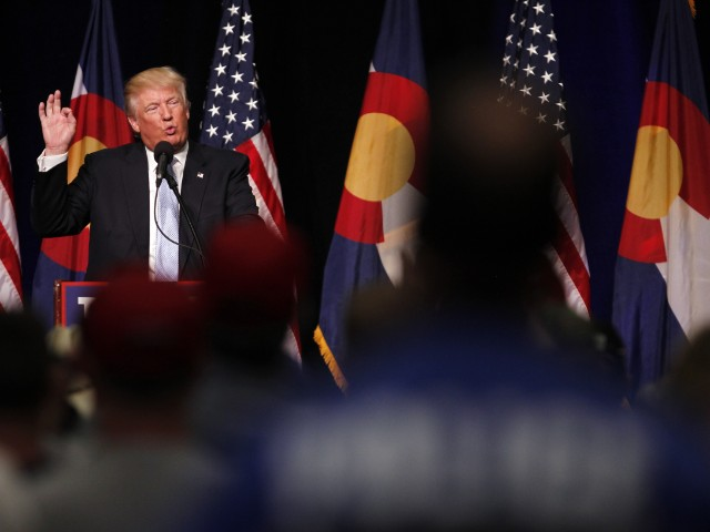Trump responds to slain Muslim soldier's father