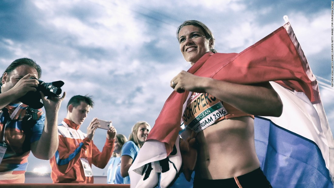 Sprinter Dafne Schippers of the Netherlands has been tipped to be one of the stars of Rio 2016.