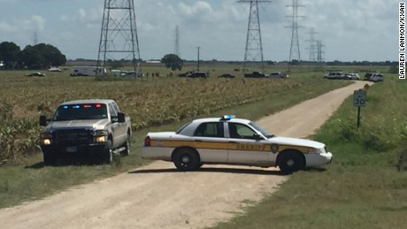 16 people were killed after a hot air balloon crashed near Lockhart (