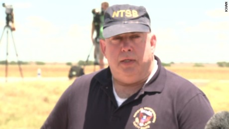 NTSB is launching team to investigate crash