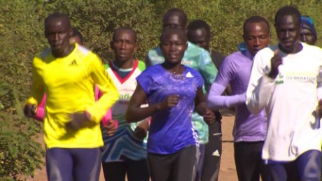 All-refugee Olympic team set to make history in Rio