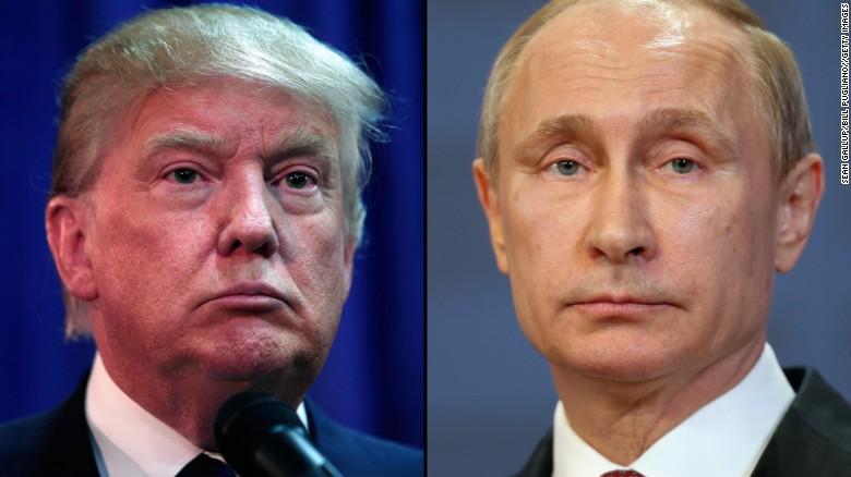 Trump praises Putin during forum