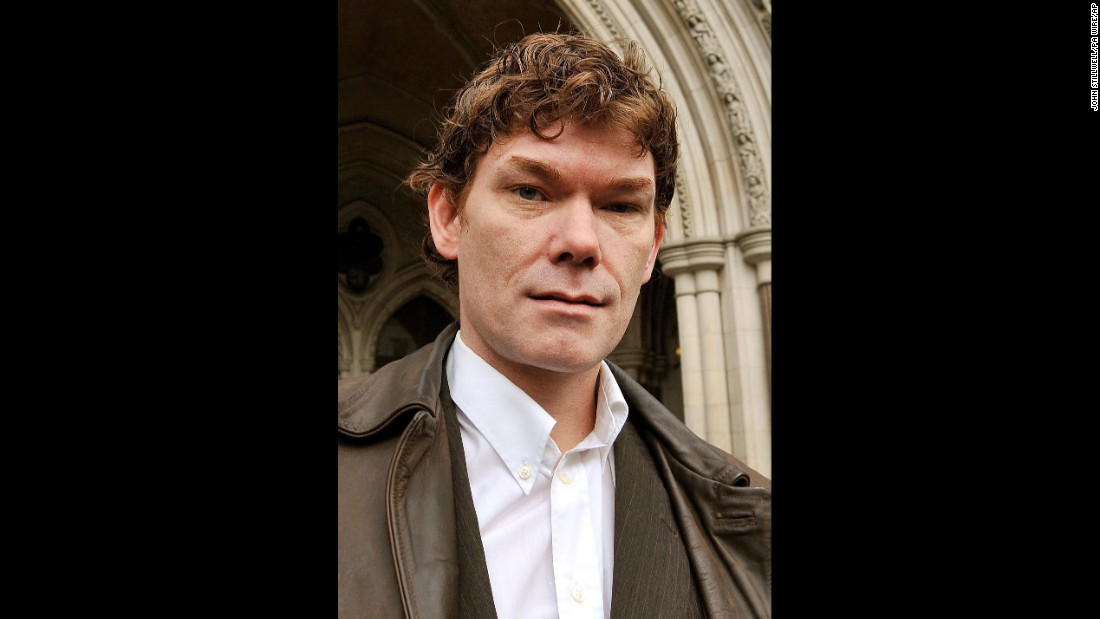 """Computer hacker Gary McKinnon fought extradition to the United States for more than a decade. In 2012, the United Kingdom blocked his extradition. <a href=""""http://security.blogs.cnn.com/2012/10/16/uk-blocks-extradition-of-pentagon-hacker/"""" target=""""_blank"""">British Home Secretary Theresa May said</a> McKinnon's Asperger syndrome and depressive illness meant """"there is such a high risk of him ending his own life that a decision to extradite would be incompatible with his human rights."""" McKinnon has admitted to breaking into computers at NASA and the Pentagon, but he said he did so to find out if the U.S. government was covering up the existence of UFOs."""