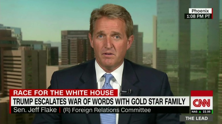 GOP Sen.: Trump 'probably not' going to change tone