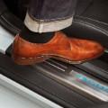 Jaguar & Oliver Sweeney driving shoe