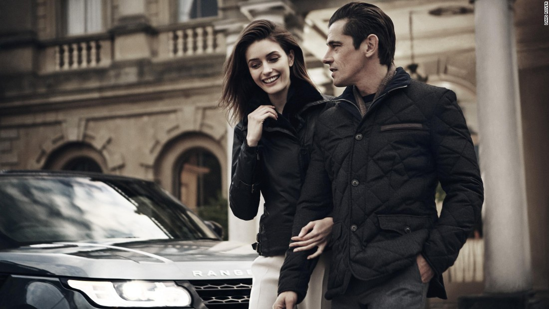 """Land Rover and Barbour are two successful British brands working together to produce a collection of clothing -- """"from rich leathers and wools for women, to leather piping and corozo buttons for men."""""""