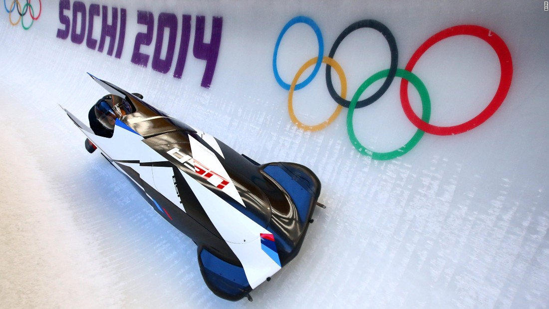 The 2014 Winter Olympic Games saw a multi-year collaboration between BMW and the USA Olympic Bobsled Team come to fruition as Team USA piloted a fleet of innovative BMW-designed carbon fibre bobsleds, capturing 50% of all medals in the 2 Man and Women's competitions in Sochi, Russia.