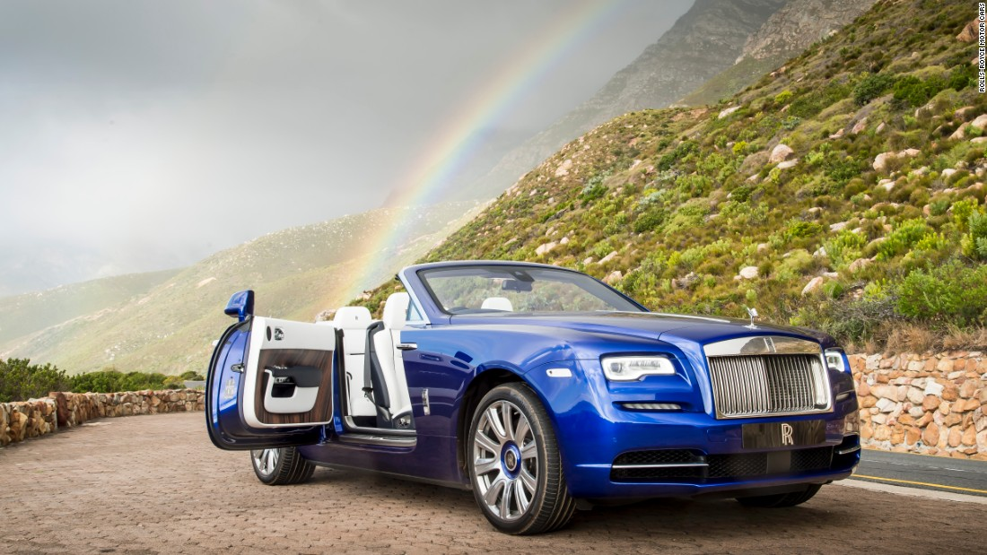 Few cars can match the pure opulence of a Rolls-Royce - and the Dawn allows you to really show off how great your life is by lowering the roof. It's a super-plush four-seater, with some of the world's finest-grade leathers on the seats and a glorious chunk of wood, inspired by boat decking, that surrounds the front of the cover when the roof is stowed away. Is it fast? Rolls doesn't like to discuss performance figures, but if you do exploit the full range of the Dawn's 'Power Reserve Meter' (it's much too classy to have a rev-counter) you can expect to hit 62mph in under five seconds and a top speed of 155mph.
