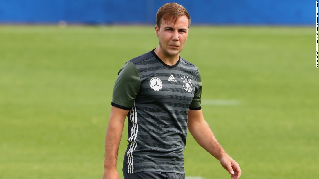 World Cup winner Mario Goetze rejoined Borussia Dortmund on July 21 after an unsuccessful spell with Bayern Munich, which had made him Germany's most expensive player at the time when it paid  €37 million for him in 2013.