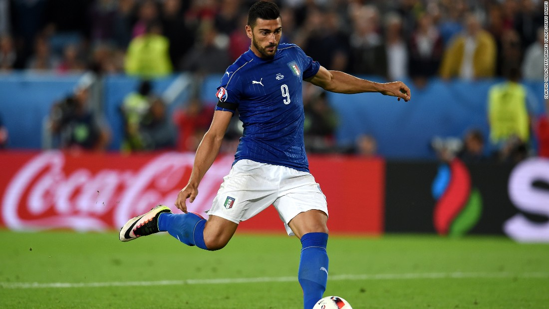 """Italy striker Graziano Pelle reportedly became the joint-sixth highest paid player in the world after he left English club Southampton to join Chinese Super League side Shandong Luneng in a £13 million ($17 million) deal on July 11. The 31-year-old will <a href=""""http://www.goal.com/en-gb/news/2892/transfer-zone/2016/07/11/25524672/pelle-leaves-southampton-for-china-for-34m-in-wages"""" target=""""_blank"""">reportedly earn that much in one season</a>."""